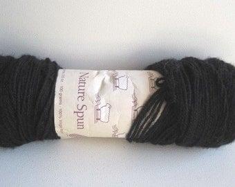 1 skein of wool yarn destash