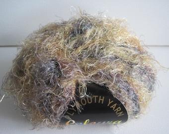1 ball of Plymouth Yarns Coloura Italian Collection yarn destash