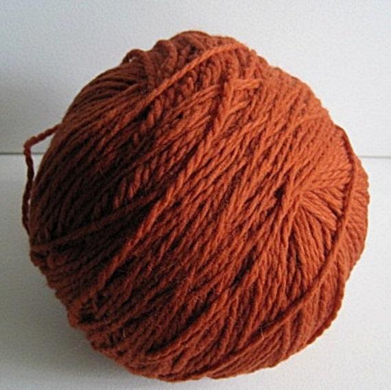 1 almost whole ball of Cascade Yarns Ecological Wool yarn destash