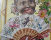 ACEO Originla Collage Art - Southern Belle