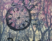 Original Halloween ACEO The Witching Hour