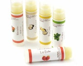 Buy 2 Shea Butter Lip Balm Vegan or Natural Blend