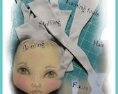 So you want to make cloth dolls book EBOOK