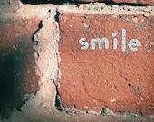 Smile - 5x7 Photographic Print