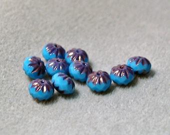 Premium Czech glass beads