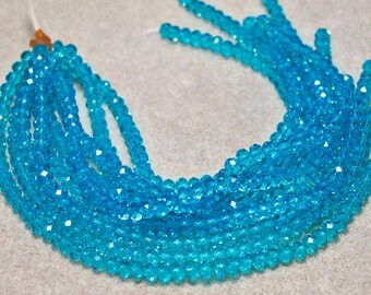 Turquoise Crystal- beads