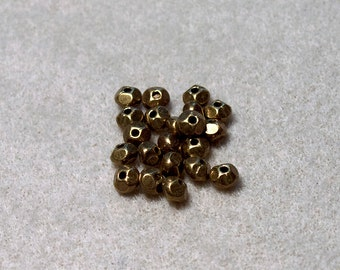 Ancient Bronze Spacer Beads