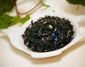 2 oz - WILD BLACKBERRY - BLACK Flavoured Loose Leaf Tea