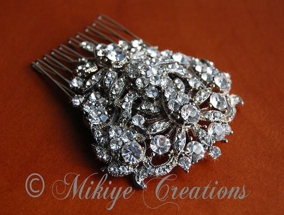 Bridal or Special Occasion Hair Fascinator Bellezza Insolita