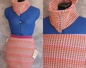 Sunset Nubs Swencil(tm) Skirt Cowl Combo SZ S