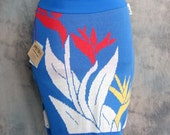 Bird of Paradise Swencil(tm) Skirt SZ M