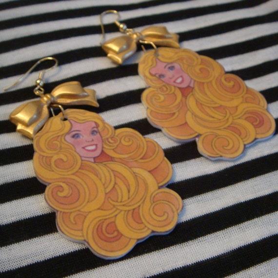 Barbie Girl Earrings