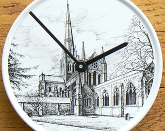 Chichester Cathedral TIME