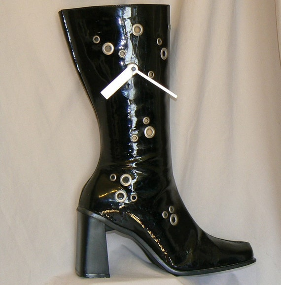 These Boots Were Made for Clockin