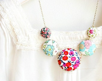 The Liberty Statement Necklace