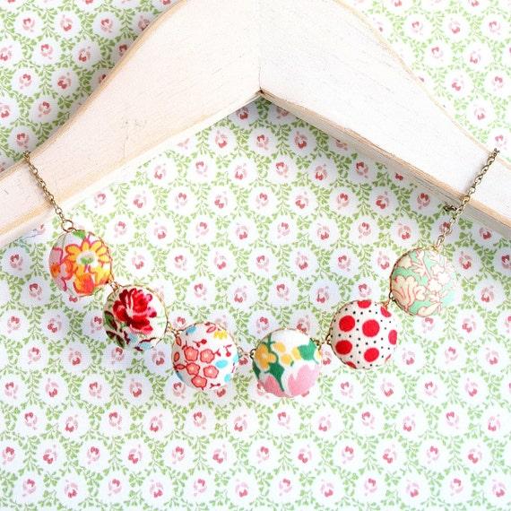 The Calico Necklace No.3
