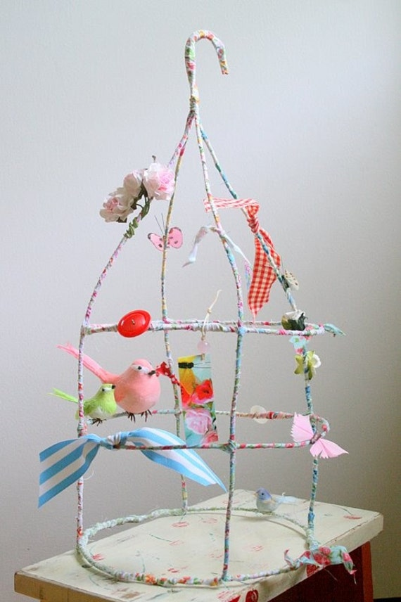 The Original FairyTale Bird Cage