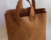 felt grocery bag for play groceries