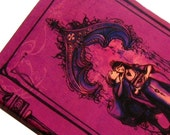 Imperfect Journal Sale - Portia - Shakespeare Leatherbound Blank journal or guest book