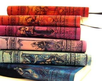 1 LARGE Shakespeare Journal - Leather blank book - Your Choice