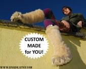 CUSTOM MADE for YOU: Furry Monster Feet