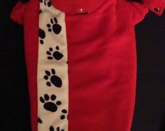 Pet Dog Wintercoat  - made to measure -  other colors are possible