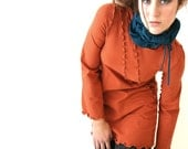 COWL NECK WARMER  women's accessory, stay warm, be unique, custom made clothing, more colors available, dress in layers, fashion accessory