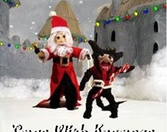 Xmas With Krampus by Les Barons