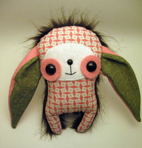 Plush Creature - Lulu