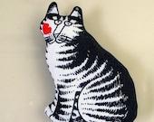 Catnip Pillow Toy Handmade Organic Homegrown Nip
