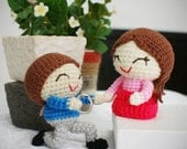 will you marry me crochet pattern