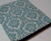 13 inch MacBook Air Laptop Sleeve Case Cover - Padded and Water Resistant - Damask