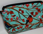 New - Large Padded Zipper Pouch - Gadget Bag for Mouse, Charger, Camera etc.