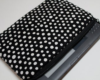 Water Resistant Apple iPad Mini // Kindle Fire // Kindle Keyboard // Google Tablet Nexus 7, Galaxy Tab 3, Case Sleeve Cover - Padded