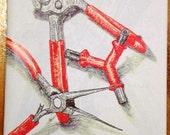 TOOLKIT Drawings & Musings Zine