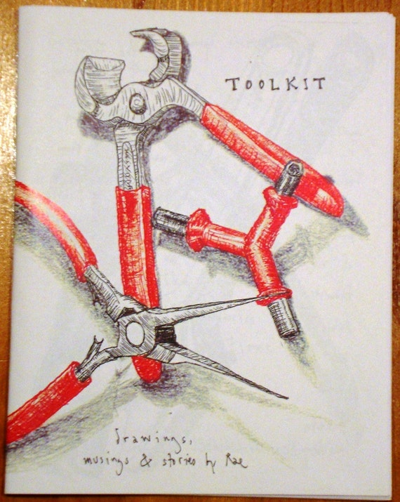 TOOLKIT Drawings & Musings Zine