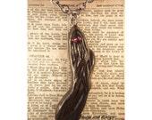 SALE!   Mothman Necklace by Ugly Shyla