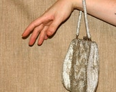 All that Glitters, Vintage Evening Bag, beaded purse