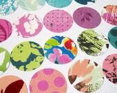 Garden 1.5-inch Round Paper Tags