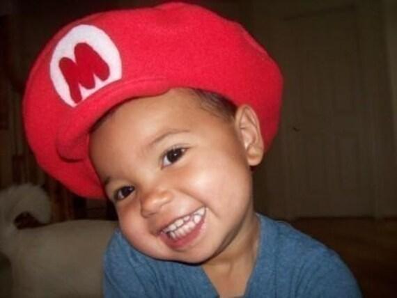 Super Mario Hat for Children