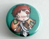 Naruto - Gaara Button