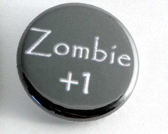 Zombie plus 1 Button