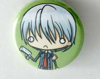 Vampire Knight - Zero Button