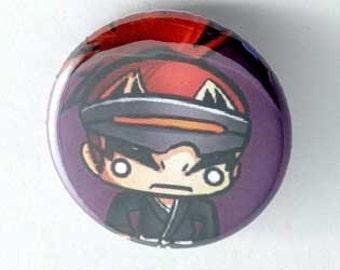 Bleach- Renji Button