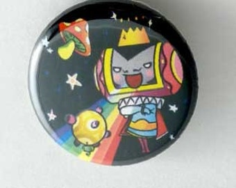 Katamari Damacy- King Button