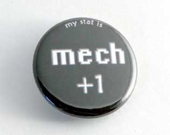 Mech plus 1 button