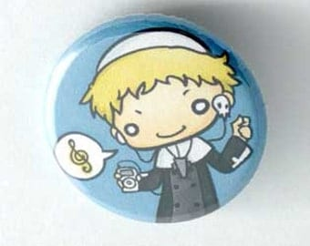 Soul Eater - Justin Button