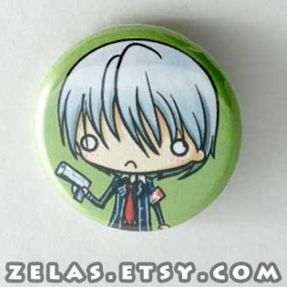 Vampire Knight - Zero Button