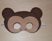 Child Size Monkey Mask