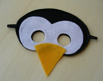 Child Penguin Mask